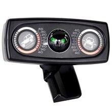 Направляющий шаровой инклинометр, измерительные инструменты для автомобиля 3 в 1, точный градиентный балансир, универсальный автомобильный измеритель наклона, угол для путешествий