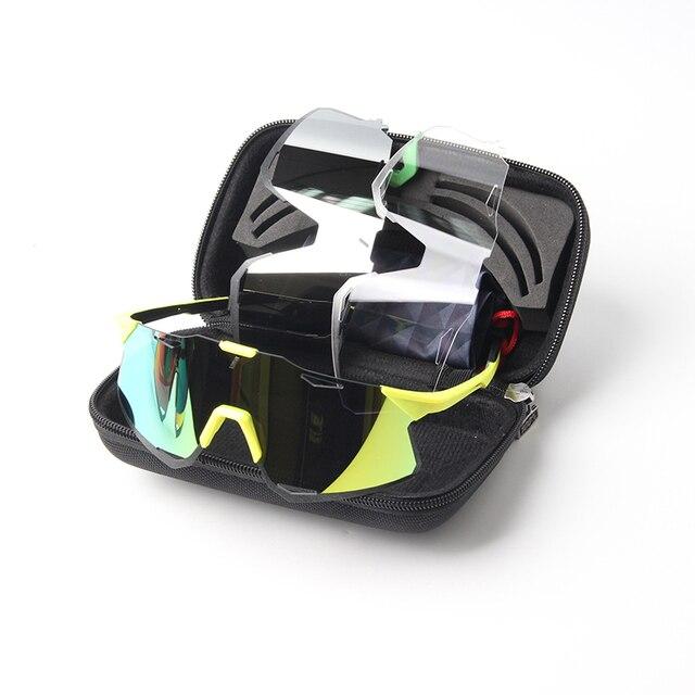 Nova hypercraft ciclismo óculos de sol sagan le coleção ciclismo óculos óculos de sol velocidade acessórios da bicicleta peter 3