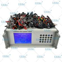 Diesel Common Rail Injector Pump Tester Tool Electromagnetic and Piezoelectric Injectors Test Machine For Bosch Denso Delphi