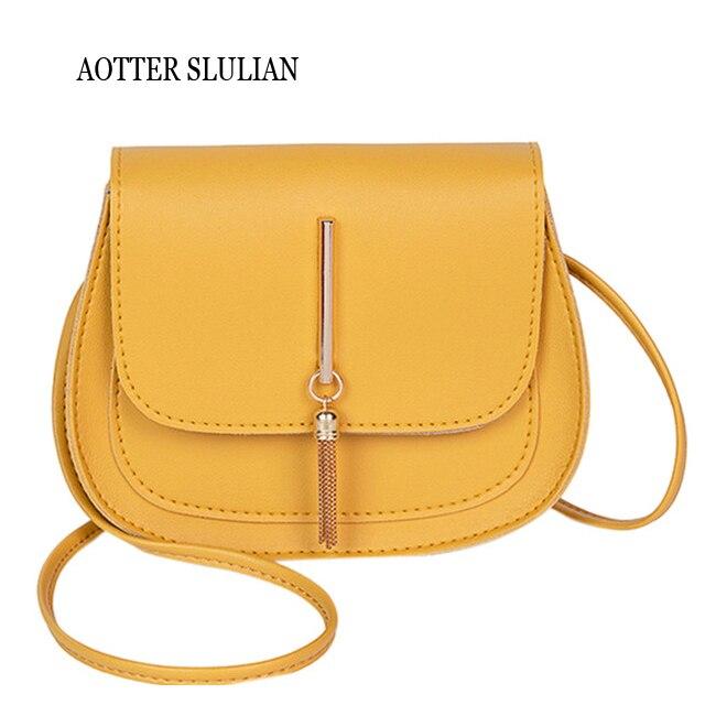 Luxury Women Crossbody Bag Fashion Solid Color Leather Shoulder Bag For Female Handbags Designer Bolsas Lady Messenger Strap Bag