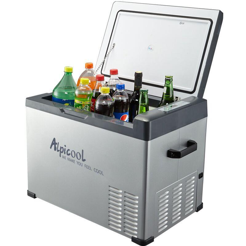 30/40/50L Авто ACDC12/24V Мини Портативный компрессор для пикника на открытом воздухе на колесах для путешествий и дома, автомобильный холодильник глубокая заморозка холодильник 3