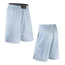Новинка, летние мужские баскетбольные тренировочные шорты, профессиональные спортивные шорты для тренировок, свободные дышащие шорты для фитнеса и бега