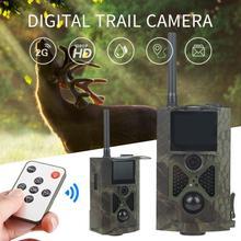 Hunting Cameras HD HC-300M Digital Infrared Camera Trail Hunting Video IR Cam 940NM MMS GPRS 12M