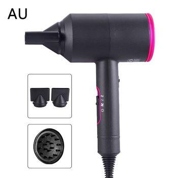 2000W Professional Hair Dryer High Power Styling Tools Blow Dryer Hot and Cold Hairdryer 110-240V Machine Hammer Hairdryer soarin professional hairdryer black high power constant temperature hair dryer hot cold air ectric hair dryer household