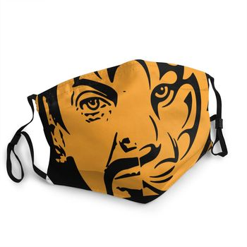Free Joe Exotic Tiger King Reusable Face Mask Animal Documentary Anti Haze Dustproof Protection Cover Respirator Mouth Muffle image