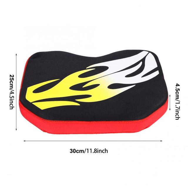 Practical Thicken Kayak Soft Seat Cushion Pad Canoe Fishing Boat Comfortable Cushion Seat Padded for Rowing Boats