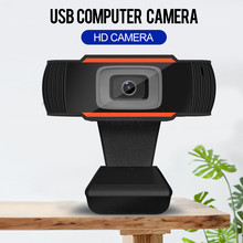 1080P USB camera computer rotatable 720P USB HD Webcam Video Recording Web Camera For PC Computer phone Home office video Lens cheap
