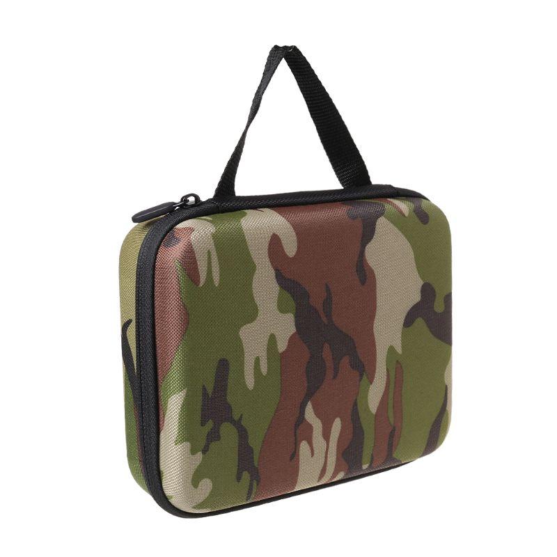 Travel Protective Case Storage Bag Handbag For Baofeng UV-9R UV82 Walkie-talkie