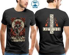 Мужская хипстерская футболка opeth haxprocess с двумя сторонами