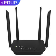 Edup 300 Мбит/с двухдиапазонный wi fi маршрутизатор ретранслятор