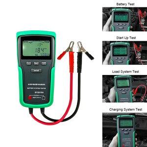 12v/24v Car Battery Tester Cha