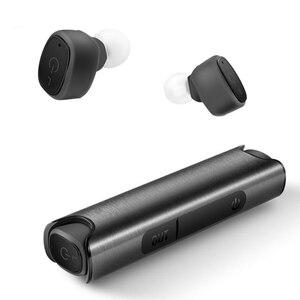 Bluetooth 5,0 наушники HiFi стерео беспроводные наушники с шумоподавлением спортивные водонепроницаемые наушники IPX7 с микрофоном