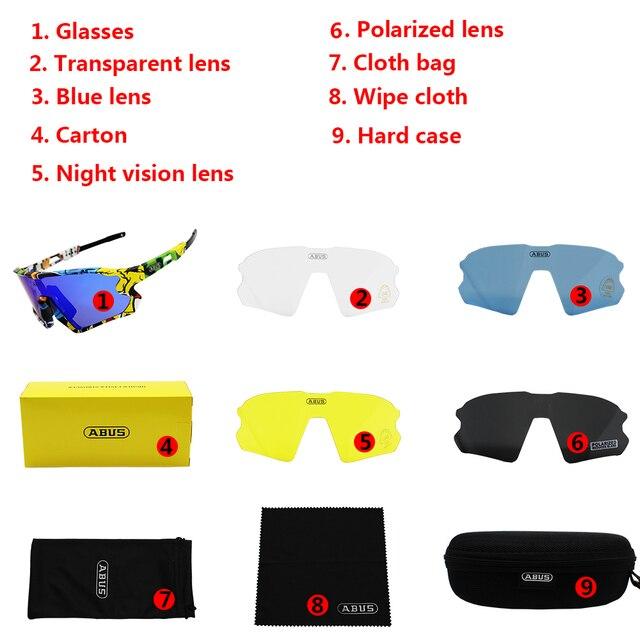 5 lente uv400 ciclismo óculos de sol tr90 esportes bicicleta mtb mountain bike pesca caminhadas equitação eyewear 6