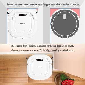 Image 4 - Grand Pro A1 Intelligent Vacuum Cleaners Home Appliance Automatic Sweeping Robot Pet Hair Floor Care, Robot Vacuum Cleaner
