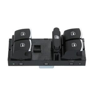 For VW CC Tiguan Passat B6 Golf Jetta MK5 MK6 5ND 959 857 Car Window Lifter Accessories Switch Side Control Master Power Window