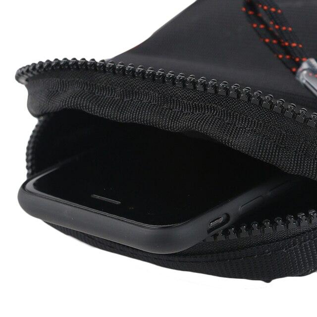 Oryginalny nowy nabytek NIKE NK SPRTSWR ESSENTIALS S HIP PACK torebki Unisex torby sportowe