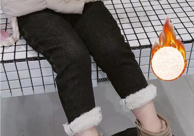 Winter Jeans Jeans Warm...
