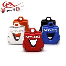 Motorrad Zubehör Schlüssel Shell Fall Schutzhülle für Yamaha MT09 MT07 MT10 MT03 FZ07 FZ09 FZ10 FZ03 FJ FZ MT 09 07 03 10