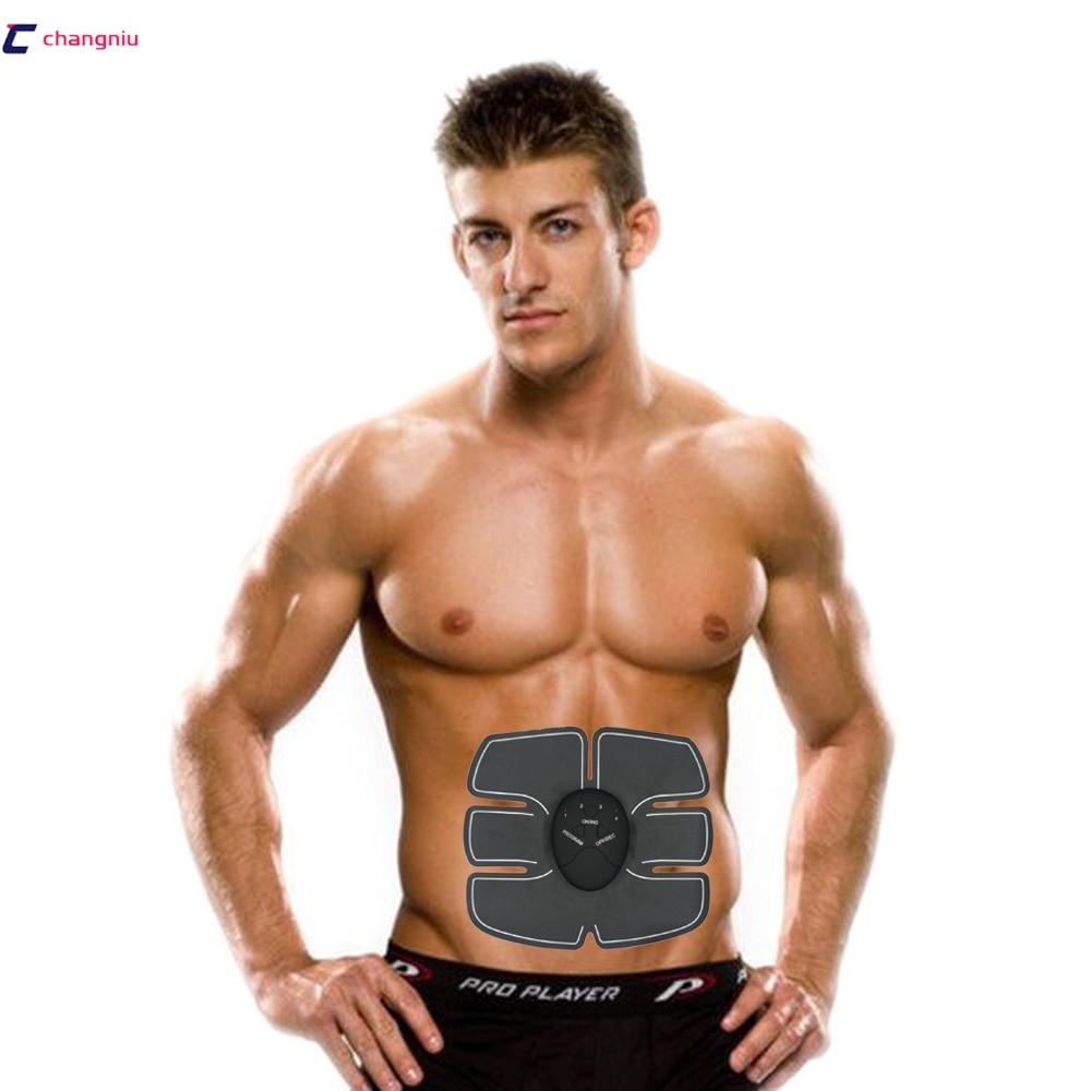 Wireless Muscle Stimulator Body Slimming Training Device