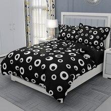 Простой креативный пододеяльник для спальни, пододеяльники, утолщенный Комплект постельного белья, сохраняющее тепло, качественное двойно...