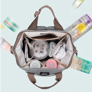 Image 3 - Disney Fashion Mummy Maternity Nappy Bag Large Capacity Baby Bags For Mon Travel Backpack Nursing Bag or Baby Care Diaper Bag