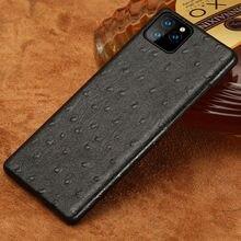 Чехол из натуральной коровьей кожи для iphone 11 11pro pro max