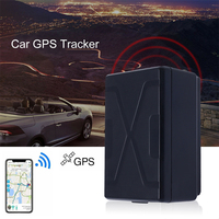 2019 5400mA GPS Tracking Device Universal Auto Vehicle GPS Tracker for Long Standby Time Drop Shipping
