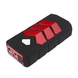 Wielofunkcyjny samochód urządzenie do awaryjnego uruchamiania 50800MAH do awaryjnego rozruchu akumulatora samochodowego ładowarka z światło SOS