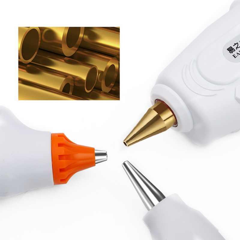 Colla a caldo 30W/80W/100W/60-100W Professionale di Alta Temperatura Calda melt Pistola di Colla Strumenti di Riparazione Pistola per Colla a Caldo Con Il Bastone