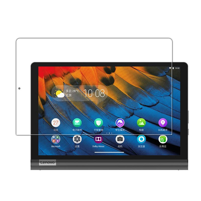 Tempered Glass For Lenovo YOGA Smart Tab 10.1 Tab 5 YT-X705 YT-X705F Tab5 Tablet Screen Protector Film