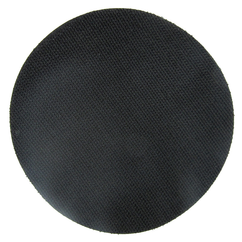 Prayer Beads Polished Barrel Polishing Disc Beads Machine Sandpaper Disc Polishing Sandpaper Posts 125mm Velcro 5-Inch