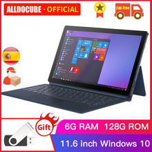 Alldocumente knote 5 pro 11.6 polegadas intel tablets windows10 gemini lago n4000 6gb ram 128gb rom 1920*1080 ips tablet pc knote5 win10