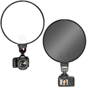 Image 3 - 30cm/40 centimetri Photography Studio Fotografico Portatile Mini Rotonda Soft Box Studio di Ripresa Tenda Diffusore SoftBox Universale per DSLR Camera
