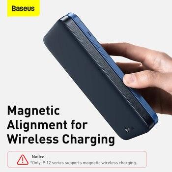 Внешний аккумулятор Baseus, 20 Вт, 10000 мАч 4