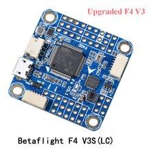 30.5มม.Betaflight Omnibus F4 V3 F4 V3S LCบารอมิเตอร์OSD TF Flight Controller BN880 GPSโมดูลสำหรับRC FPV racing Freestyle Drones