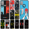 Phone Case For moto One Fusion G30 G9 Play G8 Power Lite Plus G10 E6s Edge 20 Pro G30 G40 Fusion G60 Twenty One Pilots Trench