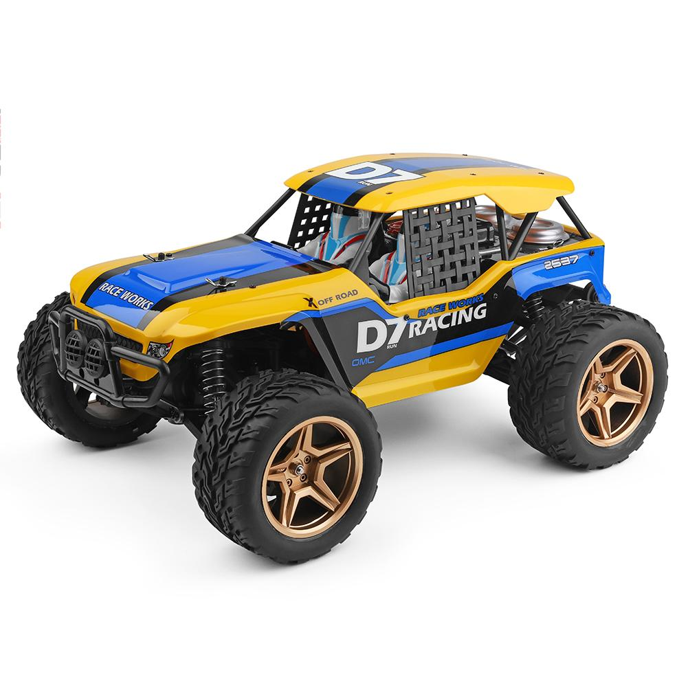 Wltoys 1/12 12402-A 4WD 2.4G RC Car Toys Models High Speed 45km/h Remote Control Car Model Toys Vehicle Off-road Toy