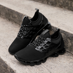 Image 5 - SKRENEDS Fashion Men Running Shoes Breathable Sneakers Male CasualComfortable Jogging Shoes Sports Shoes Men