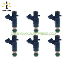CHKK-CHKK Car Accessory Fuel Injector 16600-AA500 FBJE100 for Nissan GTR Skyline R34 RB25DET 2.5