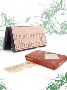 Chess Table-Game Checker Folding International Christmas-Gift Magnetic Children Shogi