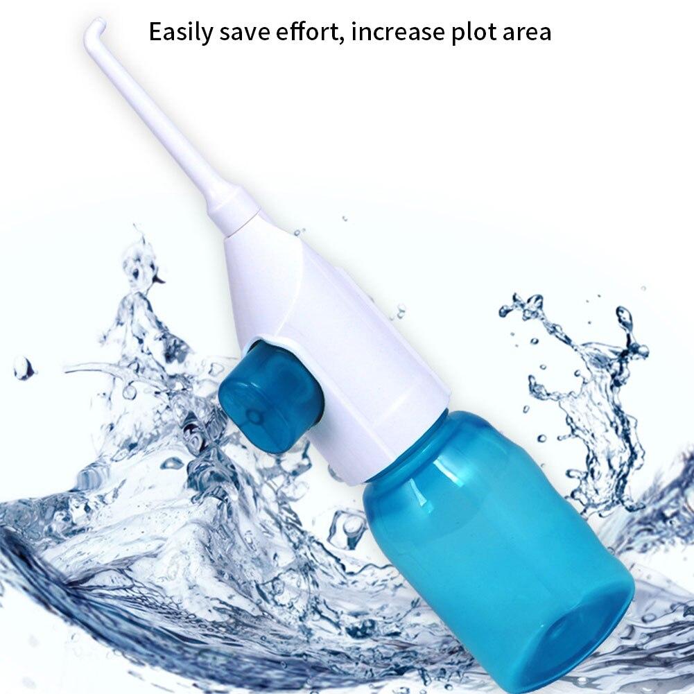 Portable Oral Irrigator Water Dental Flosser Water Jet Toothbrush Toothpick Nasal Irrigator Implement Teeth Cleaner Oral Hygiene