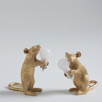 Cordless Mouse Night Light 1