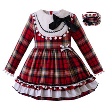 Cutestyles Newest Baby for Girl Dress Christmas Party Layered Children Dress Boutique Autumn Kids Girls Clothing EG-DMGD106-B311(Hong Kong,China)