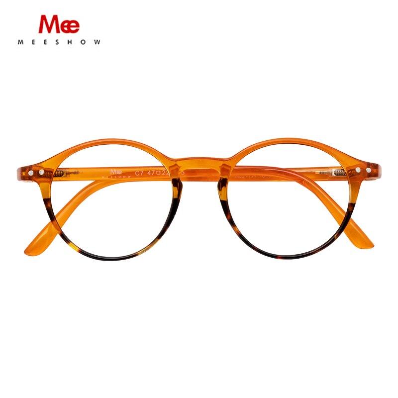 Meeshow Reading Glasses NEW Men Women cat eye GlassesStylish Eyeglasses Lesebrillen with Diopter +1.0 +1.5 +2.0 Black friday