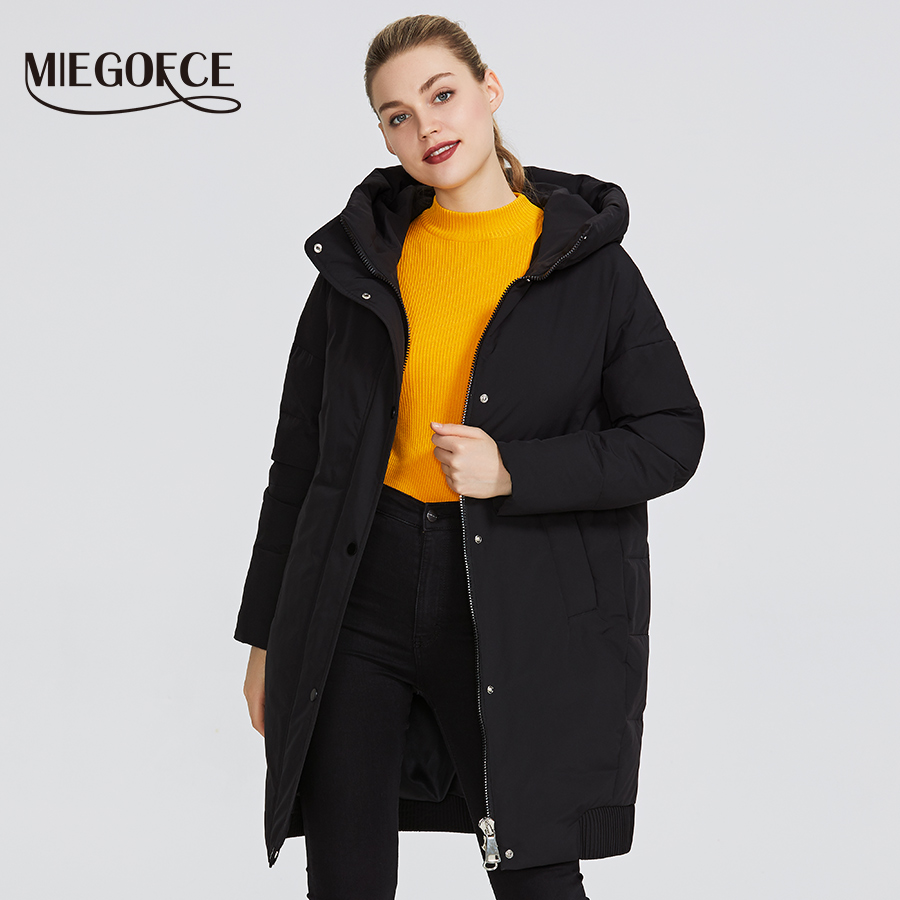 Image 2 - MIEGOFCE 2019 New winter womens collection Womens Winter Jacket