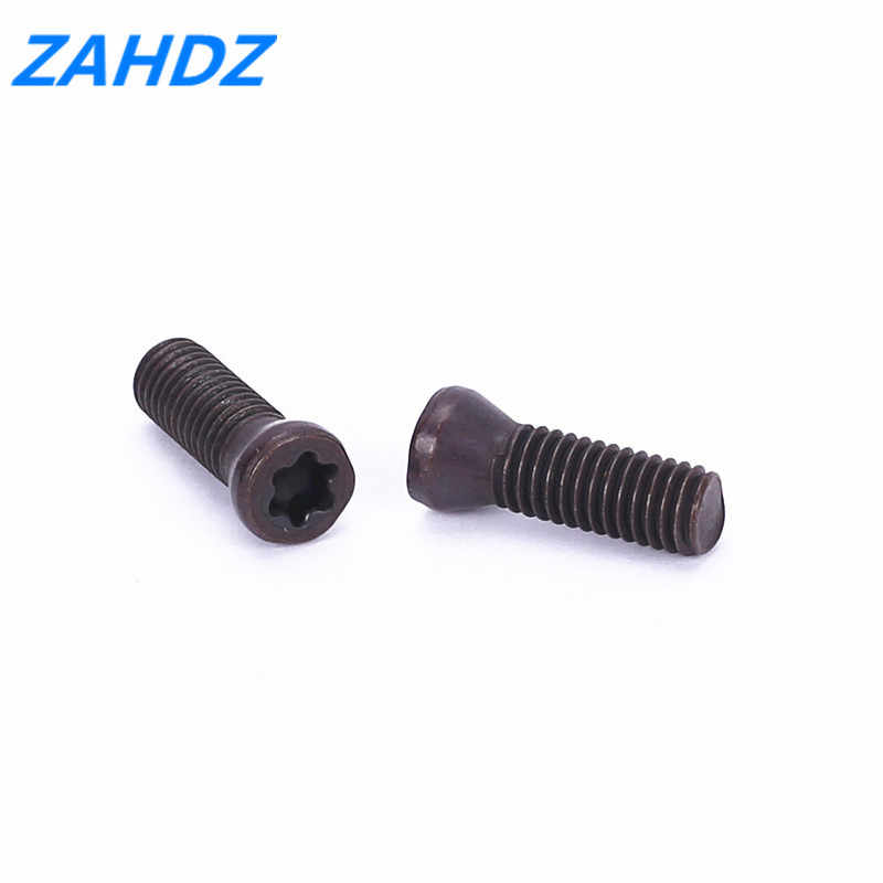 3.5×9-50pcs Insert-Torx-Screw-for-Carbide-Inserts-Lathe-Tool CNC tools Household