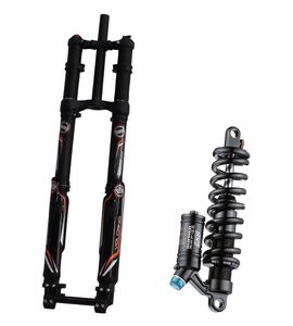 DNM Fork USD-8S DH Downhill Fork DH FR Professional level air suspension bicycle fork 26 27.5