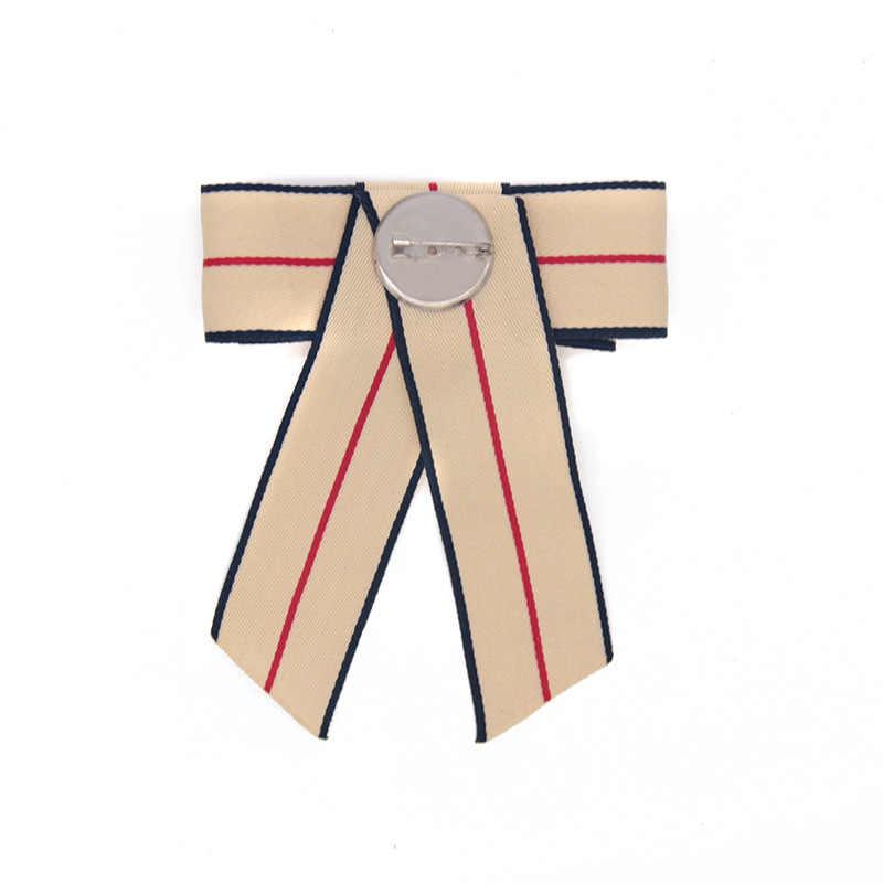I-Remiel Bowknot Archi Cravatta Bowtie Del Nastro Pour Homme Collo Cravatta Spilli E Spille Moda Regali Per Gli Ospiti Vestito distintivo delle donne