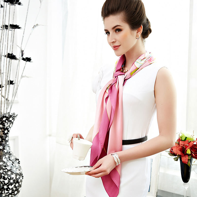 New Style Gift Silk Scarves Ladies'