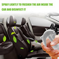100ML Car Interior Fresh Clean Spray Antibacterial Solution Keep Clean For Office Home auf